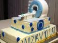 tort na urodziny firmy